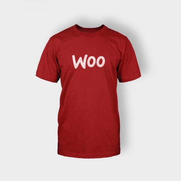 T-Shirt Woo Logo