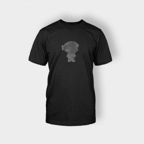 T-Shirt Ninja Silhouette