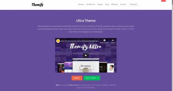 Themify_Ultra_Screenshot_Themify_Webpage